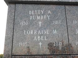 Lorraine Abel